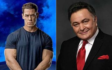 Rishi Kapoor Demise: WWE Star John Cena Shares A Picture Of The Veteran; Wins The Heart Of The Netizens