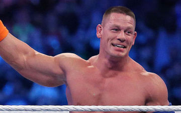 WWE Star John Cena  Looks Unrecognisable As He Wears Prosthetics For His Prank Series The Substitute