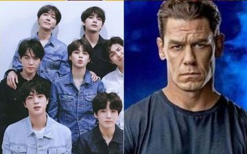 WWE Star John Cena SLAMS Reports Claiming He Donated 1 Million Dollars To Match BTS' Black Lives Matter Contribution: 'It's Disheartening'