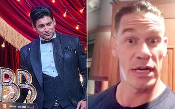 Bigg Boss 13: Asim Riaz's International Fan John Cena OBJECTS To Sidharth Shukla Winning The Reality Show?