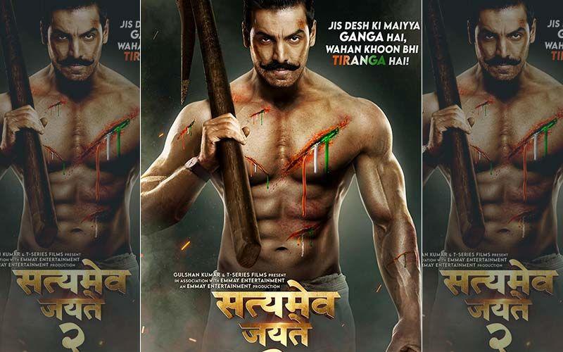 Satyameva Jayate 2: John Abraham Is All Set To Take Down Corruption; Film To Hit The Theatres On Eid 2021