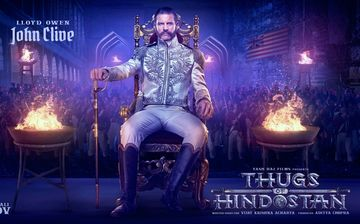 पेश है 'ठग्स ऑफ हिंदोस्तान' के क्रूर और निर्दयी खलनायक- लॉर्ड जॉन क्लाइव