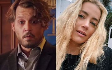 Amber Heard Claims Johnny Depp Once Pushed Kate Moss Down The Stairs, Says She Feared He Might Do The Same With Her Sister