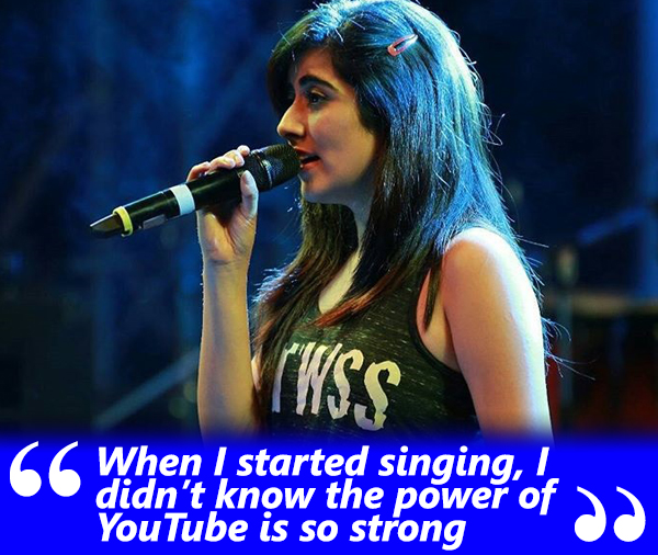 jonita gandhi spotboye salaam exclusive interview with vickey lalwani talking about the power of youtube