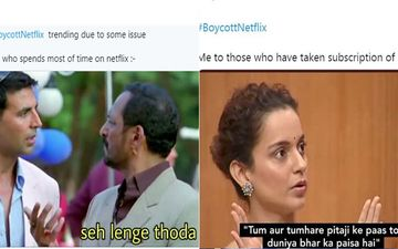 As #BoycottNetflix Trends On Twitter; Kangana Ranaut, Akshay Kumar And Other Stars' Dialogues Inspire Hilarious Memes