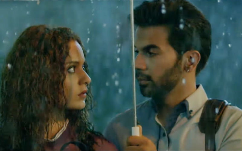 Judgemental Hai Kya Trailer: Kangana Ranaut-Rajkummar Rao Put Their Craziest Foot Forward