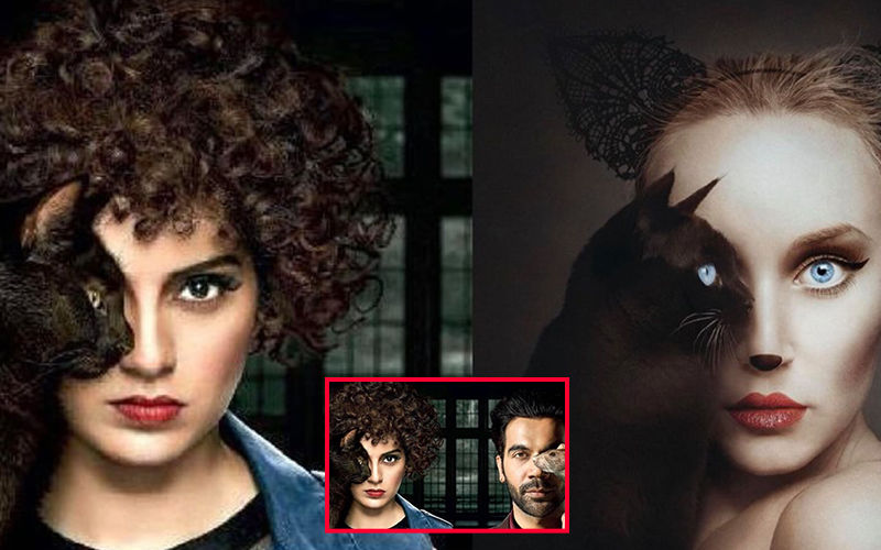 Judgementall Hai Kya: Filmmakers Accused Of Plagiarism By Hungarian Artist Over Kangana Ranaut's Cat Poster