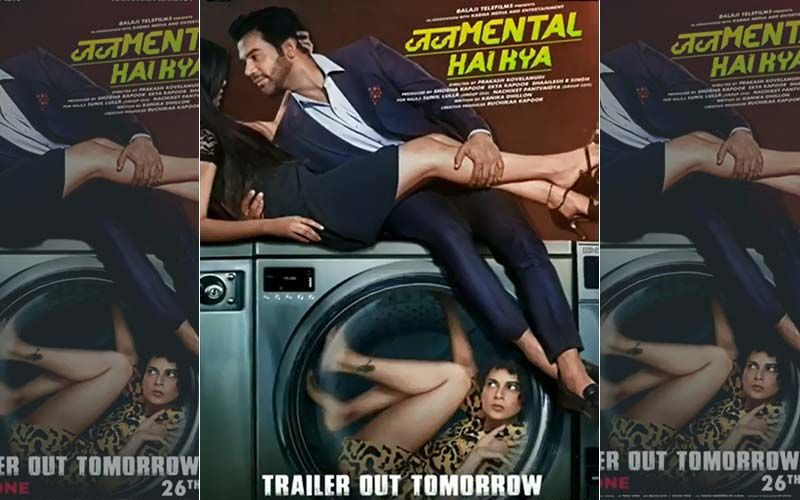 Judgmental Hai Kya Trailer: Kangana Ranaut And Rajkummar Rao To End Up Hosting Two Launch Events- Here's Why!