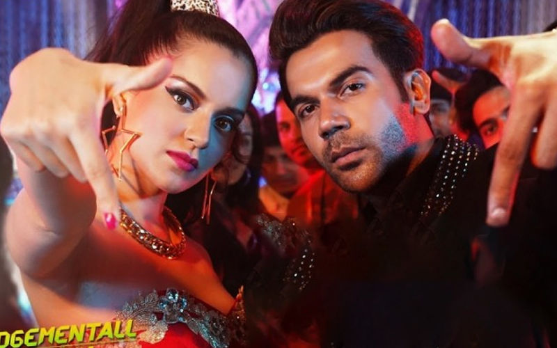 Judgementall Hai Kya Box-Office Collections, Early Prediction: Kangana Ranaut-Rajkummar Rao Starrer Opens With A Bang