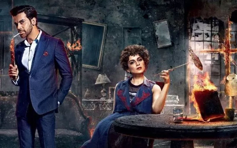 Judgementall Hai Kya Day 4 Box-Office Collections: Kangana Ranaut And Rajkummar Rao Starrer On Its Way To Becoming A Hit