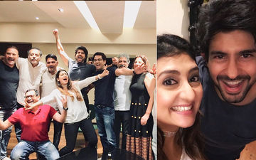 Hussain Kuwajerwala Hosts A 'Kumkum' Reunion Party; Juhi Parmar Calls It An 'Epic Night'