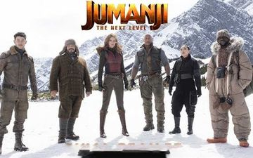 Jumanji The Next Level Promo: Dwayne Jonhson, Nick Jonas, Jack Black, Kevin Hart And Karen Gillan Level Up The Game