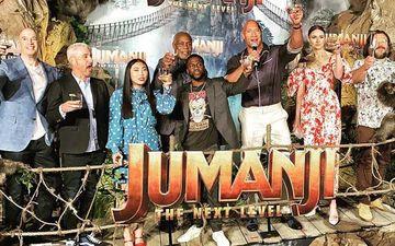 Jumanji The Next Level: Dwayne Johnson Pens A Heartfelt Thank You Note For His Team; 'We Raised The Bar'