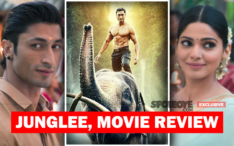 Junglee, Movie Review: Chuck This Chuck Russell's Jungle, Non-Animated By Vidyut Jammwal's Wooden Output