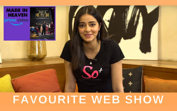 JUST BINGE: Ananya Panday Is Tripping On These Web Shows
