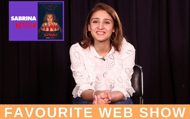 JUST BINGE: Dhvani Bhanushali Cannot Get Enough Of These Web Shows