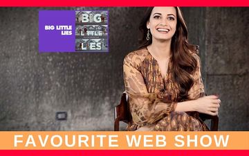JUST BINGE: Dia Mirza Can't Stop Tripping On These Web Shows