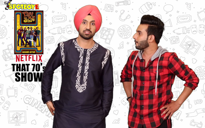 JUST BINGE: Diljit Dosanjh Is Tripping On This Web Show