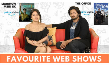 JUST BINGE: Guess Which Shows Are Ali Fazal And Shweta Tripathi ODing On?