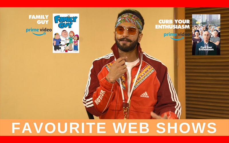 JUST BINGE: Guess Which Web Shows Have Caught Ranveer Singh's Fancy?