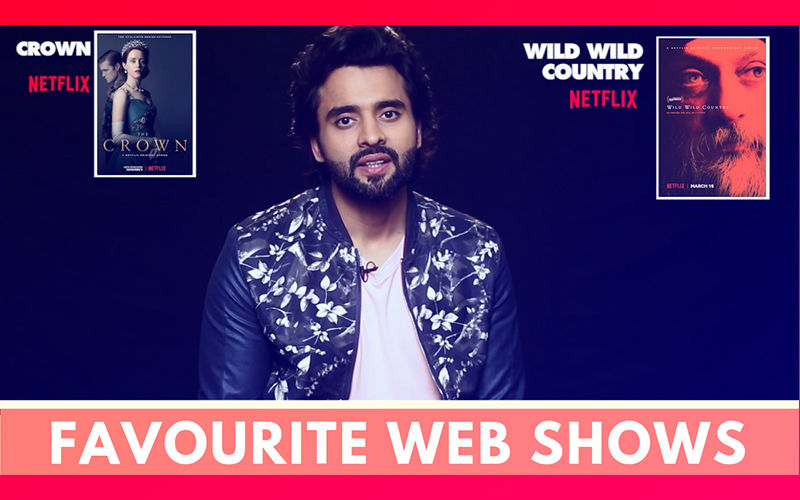 Just Binge: Jackky Bhagnani Is Hooked To Crown And Wild Wild Country