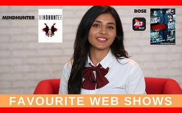 JUST BINGE: जानिए किस वेब शो की दीवानी है पंच बीट एक्ट्रेस हर्षिता गौर