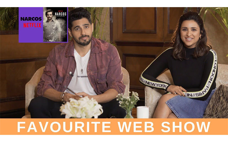 JUST BINGE: Sidharth Malhotra-Parineeti Chopra Cannot Get Enough Of These Web Shows