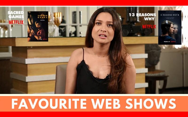 JUST BINGE: What Is Keeping Ankita Lokhande Glued To The Digital World?