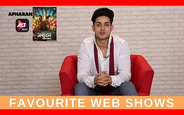 JUST BINGE: इस वेब शो के दीवाने हैं प्रियांक शर्मा