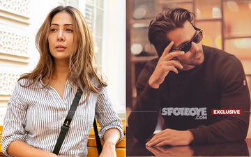 JUST IN! It's A Lover's Tiff Between Kim Sharma and Harshvardhan Rane