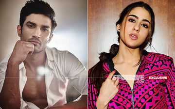 JUST IN: Sushant Singh Rajput And Sara Ali Khan Have Had A Big Fight And Are Not Talking To Each Other