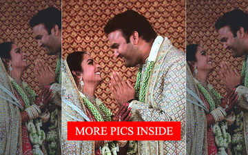 Just Married Couple Isha Ambani-Anand Piramal's First Picture As Man And Wife Is Here