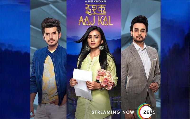 Angad Hasija And Ankitta Sharma Starrer Ishq Aaj Kal, A Web Spin-Off Of Ishq Subhan Allah Is Here
