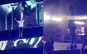 Justin Bieber In Mumbai: Popstar Starts Concert, Sings Superhit Number Baby