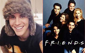 Justin Bieber Gets Some Laughter Dose By Watching FRIENDS Before Bedtime; We Have Proof