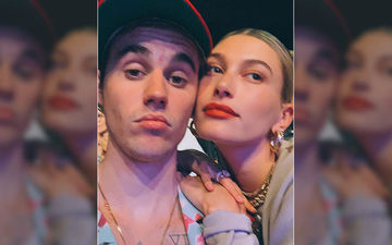 Justin Beiber Strips His Bride Hailey Baldwin's Garter With His Teeth – Sexy Unseen Picture