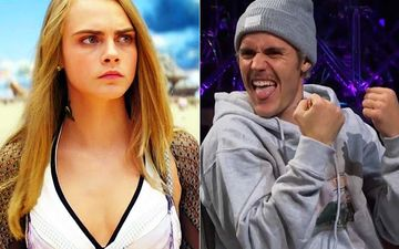 Justin Bieber Calls Cara Delevingne His Least Fav Hailey Baldwin Friend; Cara Hits Back 'He Should've Eaten Bull Pen*s'