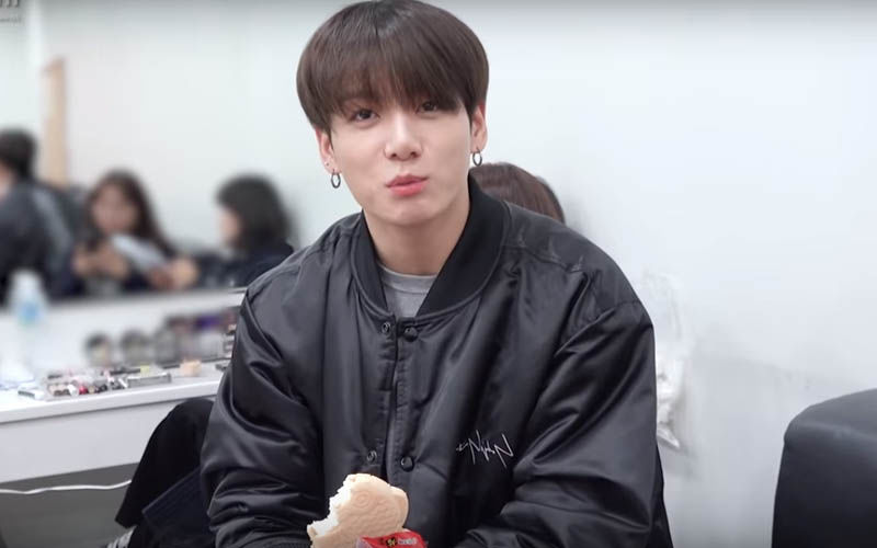 BTS Star Jungkook Eats Ice creams And Fans Wonder Why Did They Watch This Viral Clip After All- WATCH VIDEO