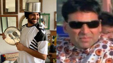 ROFL, Kartik Aaryan Photoshops His Face On Akshay Kumar's Iconic '21 Din Mein Paisa Double' Meme From Hera Pheri