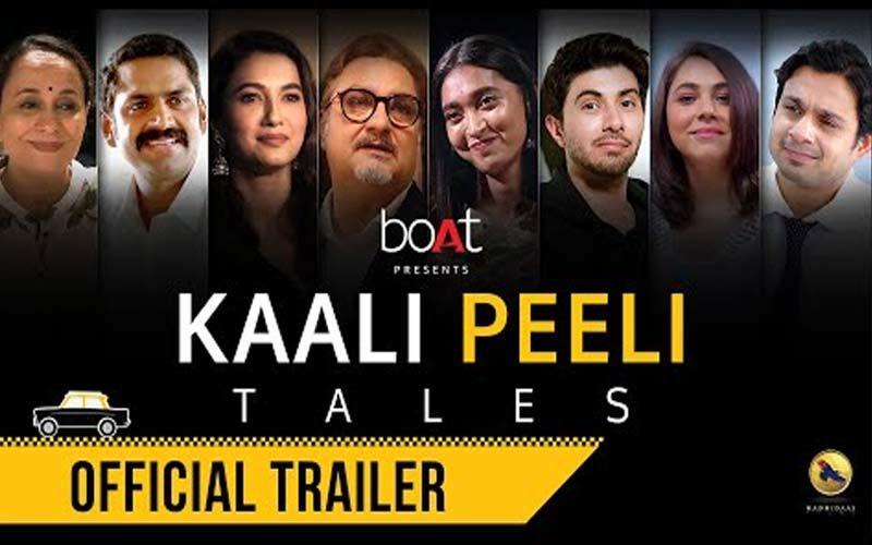 Kaali Peeli Tales Trailer Review: Amazon's Mini TV Anthology Looks Interestingly Mixed N Matched