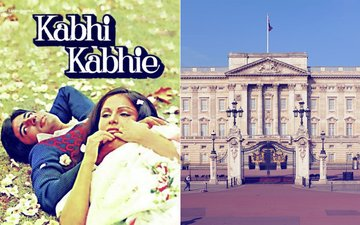 "Here's Why Amitabh Bachchan's ""Kabhi Kabhi Mere Dil Mein"" Played At The Royal Buckingham Palace In London"