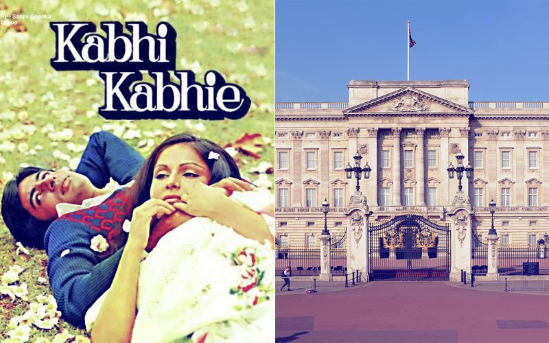 """Here's Why Amitabh Bachchan's """"Kabhi Kabhi Mere Dil Mein"""" Played At The Royal Buckingham Palace In London"""