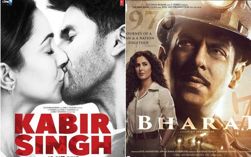 Shahid Kapoor's Kabir Singh Beats Salman Khan's Bharat