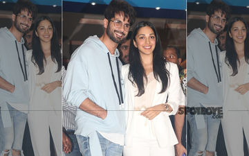 Kabir Singh Special Screening: Shahid, Kiara Starrer Has A Good Turnout Of Celebs