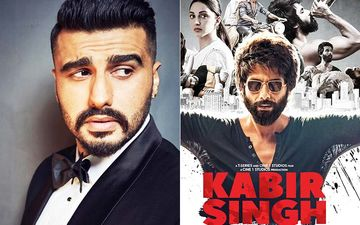 Arjun Kapoor Reveals He Was Offered Shahid Kapoor's Part In Kabir Singh; Here's Why He Backed Out