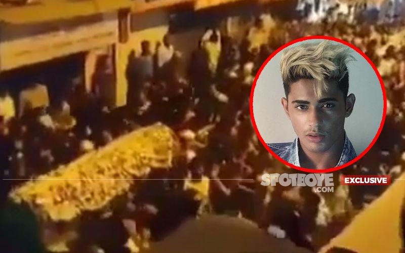 KABRISTAN TALK: Acid Attack On Danish Zehen Was Being Planned?