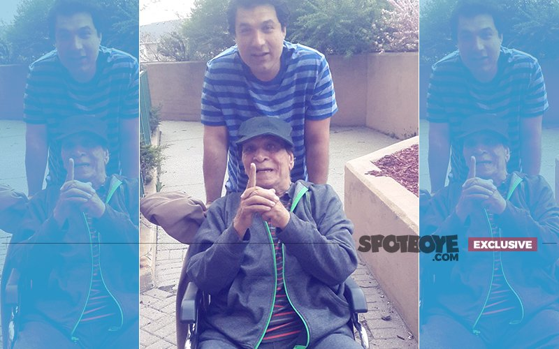 Kader Khan's Health: Talks With Difficulty, Understands Only Son & Daughter-In-Law, Recognises Everyone