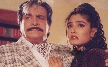 कादर खान की कॉमेडी देख हैरान रह जाती थी : रवीना टंडन