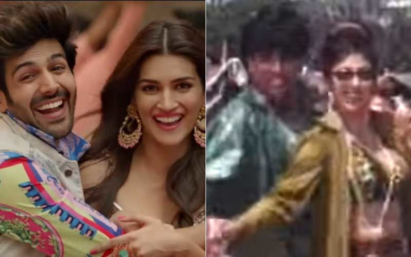 Luka Chuppi Song, Poster Lagwa Do: Kartik Aaryan-Kriti Sanon's Recreated Version Of Akshay Kumar-Urmila Song Will Instantly Make You Groove