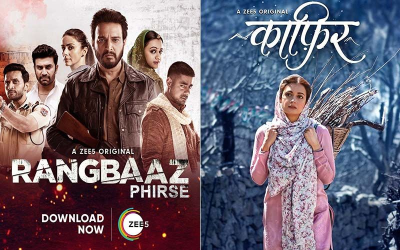 Rangbaaz Phirse And Kaafir: Two OTT Hard Hitters On Zee5 You May Have Missed